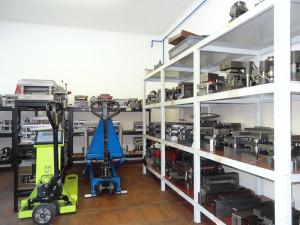 The tool maintenance premises